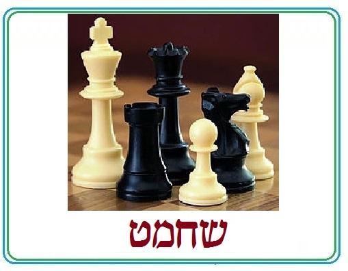 """שחמט יום א"""" 17:00"""