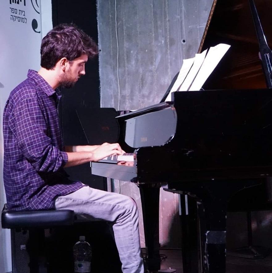 """פסנתר עידו אילון 45 ד"""""""